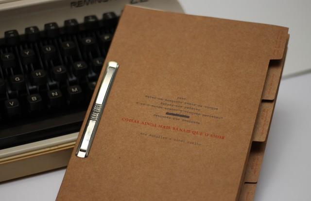 O livro Coisas ainda mais Banais Que o Amor, de Ana Mohallem e Dindi Coelho (Foto: Divulgação)
