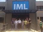 Paralisação revolta família de vítima levada ao IML: 'Falta de respeito'
