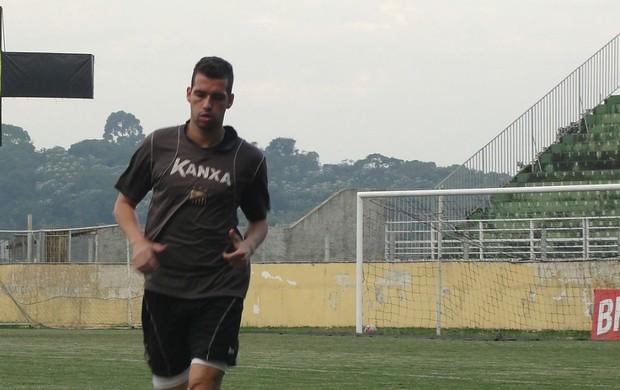Serginho Bragantino  (Foto: Arthur Costa/Globoesporte.com)