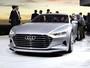Audi mostra conceito que acelera a 100 km/h em 3,7 segundos