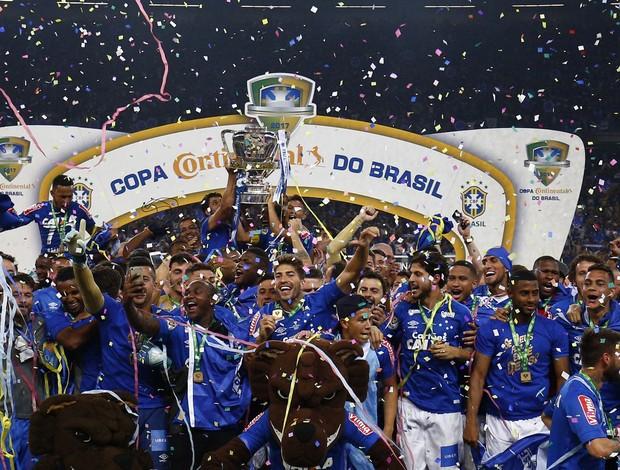 BLOG: Competência define título do Cruzeiro na Copa do Brasil