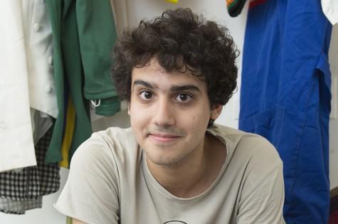 George Sauma (Foto: Leo Martins)