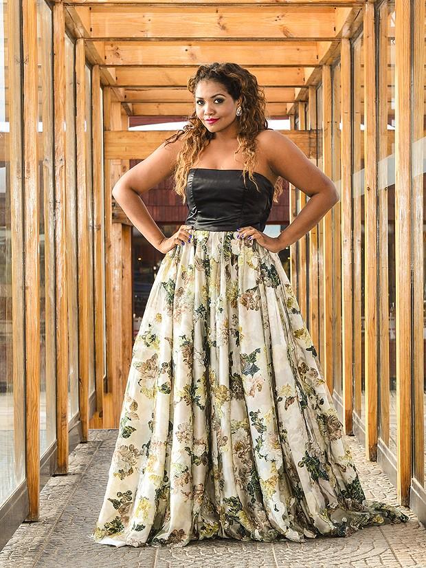 Gaby Amarantos (Foto: Deco Rodrigues / editora Globo)