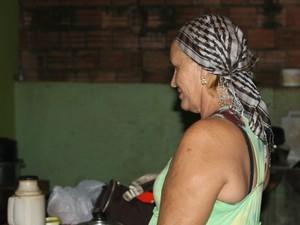 Francisca Camurça Rondônia (Foto: Ivanete Damasceno/G1)
