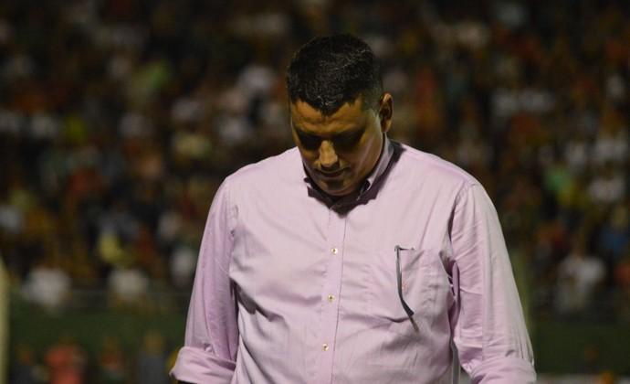 Gilson Maciel não é mais técnico do São Paulo, de Rio Grande (Foto: João Pedro Figueiredo / Sport Club São Paulo)