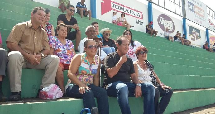 Muricy Ramalho, técnico do Flamengo (Foto: Vinícius de Paula / Mirassol FC)