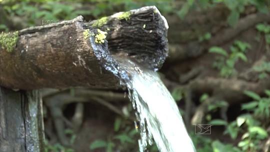 Comunidades do MA preservam olhos d'água no período da estiagem