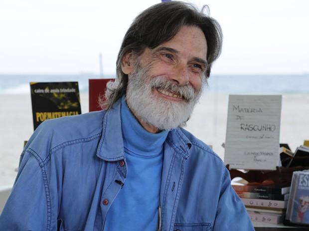 Eduardo Tornagui relembra a poca de A Gata Comeu (Foto: VIVA)