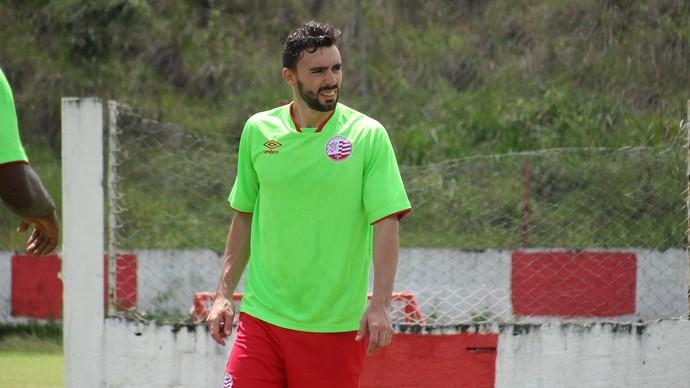Gastón Filgueira  Náutico (Foto: Daniel Gomes)