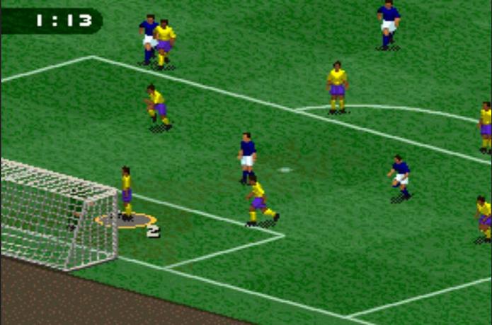 FIFA Soccer 96 (Foto: Divulgação)