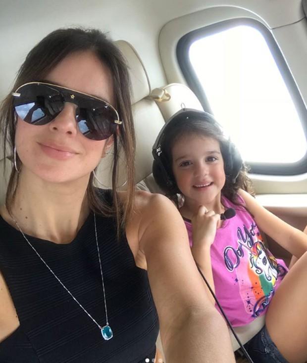 Vera Viel e Helena (Foto: Reprodução/Instagram)