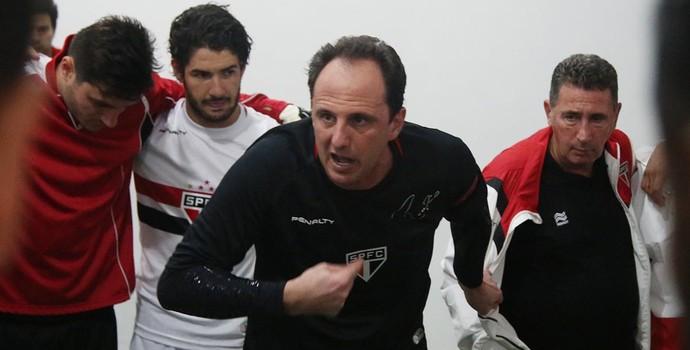 Rogério Ceni são paulo (Foto: Rubens Chiri / saopaulofc.net)