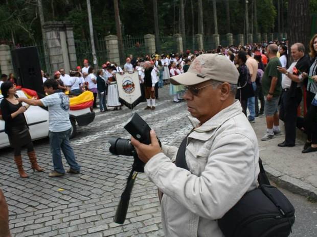 Márcio atuou em diversos veículos da imprensa no Estado do Rio (Foto: Facebook/Reprodução)