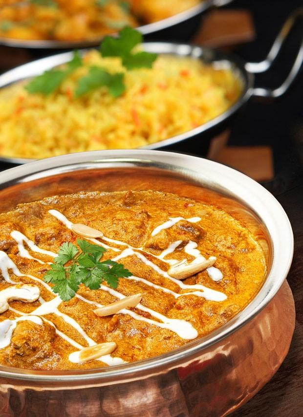 Receita chicken masala (Foto: Divulgação)