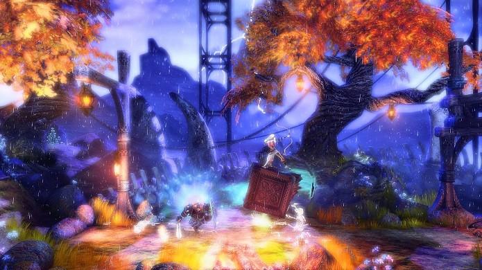 Trine: Enchanted Edition chegará ao PlayStation 4 com visual repaginado (Foto: Divulgação)