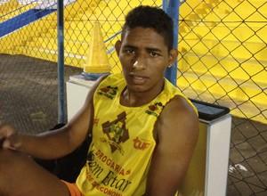 Fernandinho (Foto: Ivanete Damasceno)