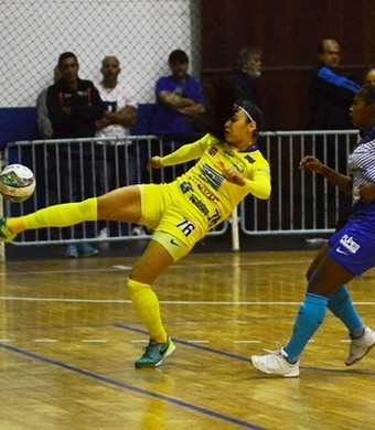 8fa883c194f04 São José Futsal Feminino é tetracampeão fazendo 7 a 0. - Bola Feminina