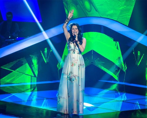 Carla Casarim 1 - Audição 1 (Foto: Isabella Pinheiro/TV Globo)
