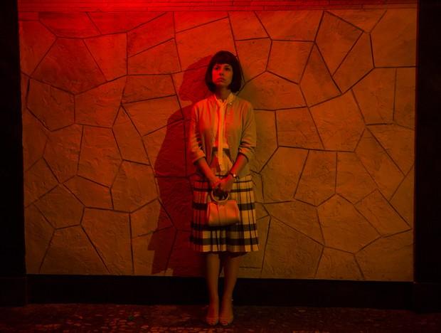 Andreia Horta em cena do filme (Foto: Divulgação)