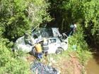 Acidentes deixam seis mortos em rodovias de SC na manhã de quarta