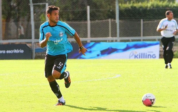Werley, zagueiro do Gr&#234;mio (Foto: Lucas Uebel/Gr&#234;mio FBPA)
