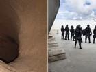 Agentes do GOE descobrem túnel no pavilhão 3 de Alcaçuz e abortam fuga