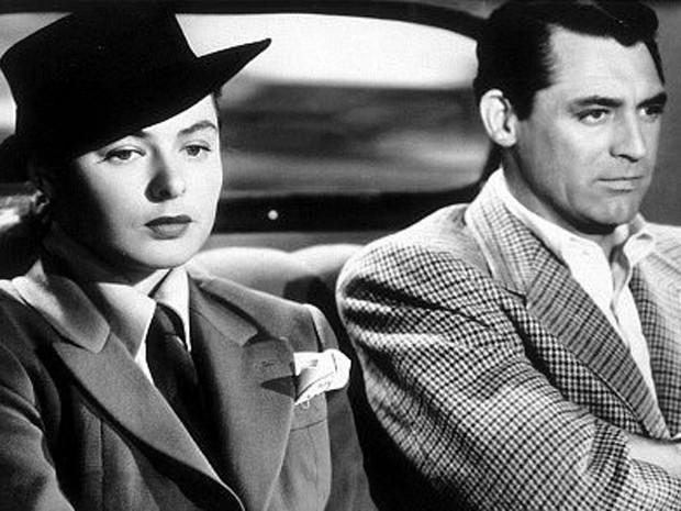 Ingrid Bergman e Cary Grant em 'Interlúdio' (Foto: Divulgação/MPTV Images)
