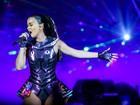 Katy Perry se apresenta em São Paulo às vésperas de show no Rock in Rio