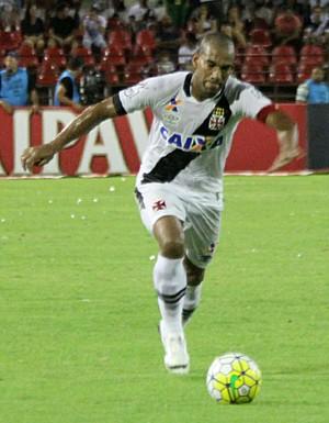 Rodrigo gol Vasco - Vasco x CRB (Foto: Carlos Gregório Jr/Vasco.com.br)