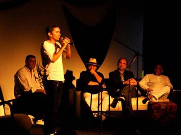 Evento no Centur reúne poetas paraenses nesta terça-feira (16), em Belém. (Foto: Divulgação)