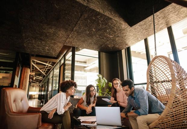 startup - ambiente de trabalho - carreira  (Foto: Thinkstock)