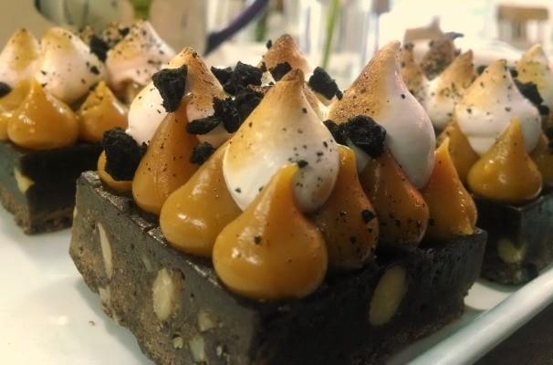 Brownie de Chocolate com Doce de Leite (Foto: Divulgação/MadameAntonieta)