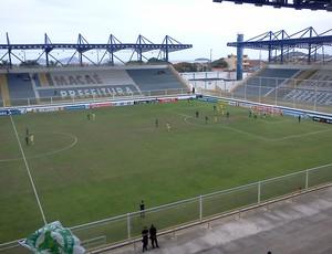 Boavista x Madureira no Moacyrzão 1 (Foto: Luiz Felipe Falcão)