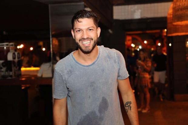 Luiz Felipe do BBB17 (Foto: Isabel Sena / Divulgação )