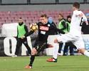 Napoli bate time da Segunda Divisão e avança às quartas da Copa Itália