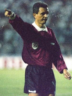 ex-árbitro Márcio Rezende de Freitas (Foto: Agência Gazeta Press)
