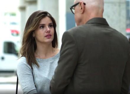 Luíza diz a Pedrinho que não quer Eric na sua vida