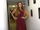 Cristiana Oliveira fala sobre assédio masculino: 'Hoje eu tenho mais corpo'