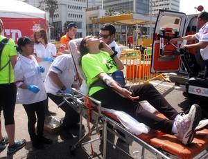 meia maratona israel (Foto: AP)