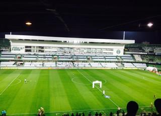 Coritiba x Palmeiras - Couto Pereira (Foto: Fabricio Crepaldi)