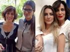 Gloria Pires compara a escolha profissional das filhas Cleo e Antonia