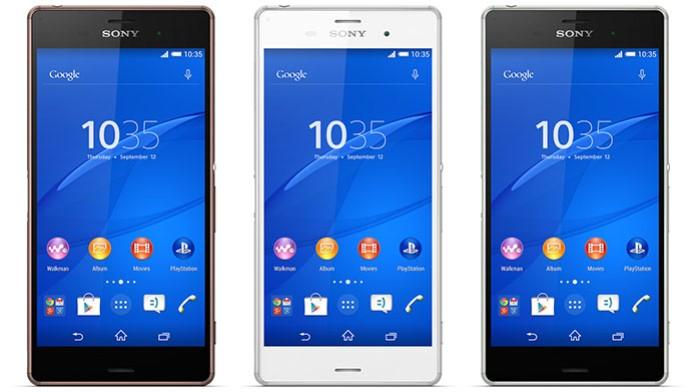 babe96121 Xperia Z3 é o novo smartphone à prova d água da Sony (Foto