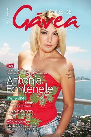 Antônia Fontenelle (Foto: Daniel Delmiro/Divulgação)