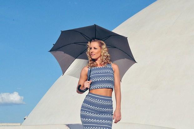 Ju Valcézia (Foto: Ricardo Manga / MF Models Assessoria)