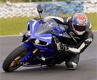 Yamaha; YZF-R1; R1; esportiva; lançamento; BMW; S 1000 RR; Honda; CBR 1000 RR; Suzuki; GSX-R1000 (Foto: Divulgação)