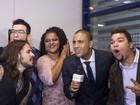 Vitoriosos no Tira-teima, cantores exaltam alegria de continuar no The Voice Brasil