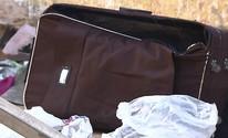 Corpo decapitado é encontrado em mala (Imagem/TV Bahia)