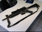 Suspeito de chefiar tráfico de drogas em Vitória é preso com fuzil