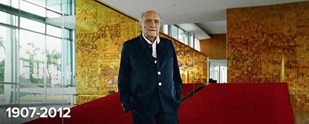 Oscar Niemeyer morre aos 104 anos (G1)