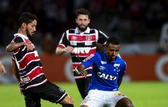 Narrador diz que Cruzeiro sofre com ausências e vê organização com Bento
